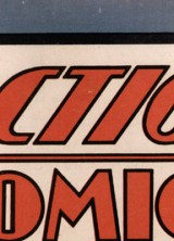 Nicolas Cage Copy of Action Comics No1 Featuring the First Appearance of Superman Sells for Record $2,16 Million