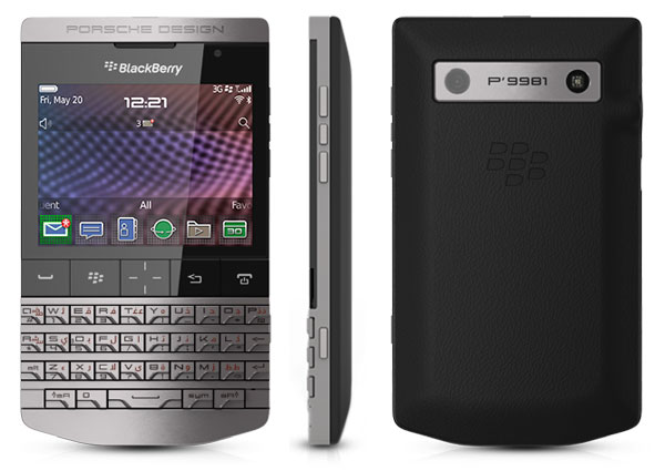 Porsche Design P'9981 Blackberry