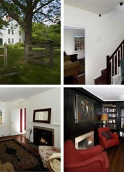 Renee Zellweger's Connecticut Farmhouse on Sale for $1,5 Million