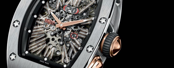 Richard Mille RM 037 Automatic Watch