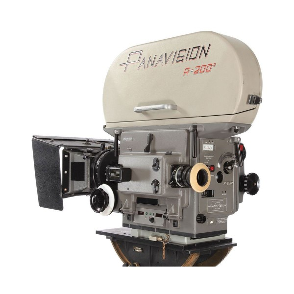 Star Wars Panavision PSR 35mm motion picture camera used by George Lucas