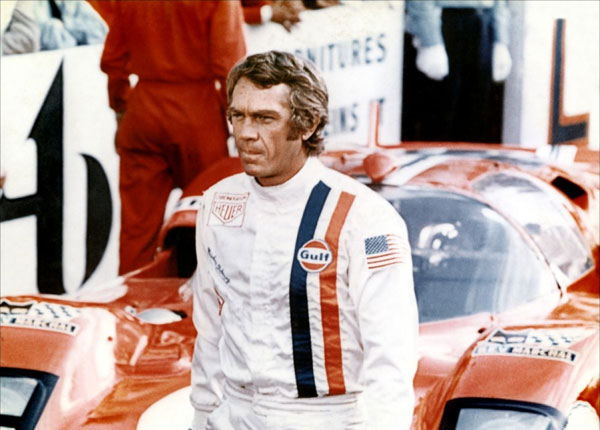 Steve McQueen's Le Mans Racing Suit Sells for $984,000 at Auction