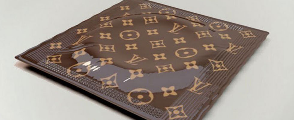 The $68 Louis Vuitton Condom