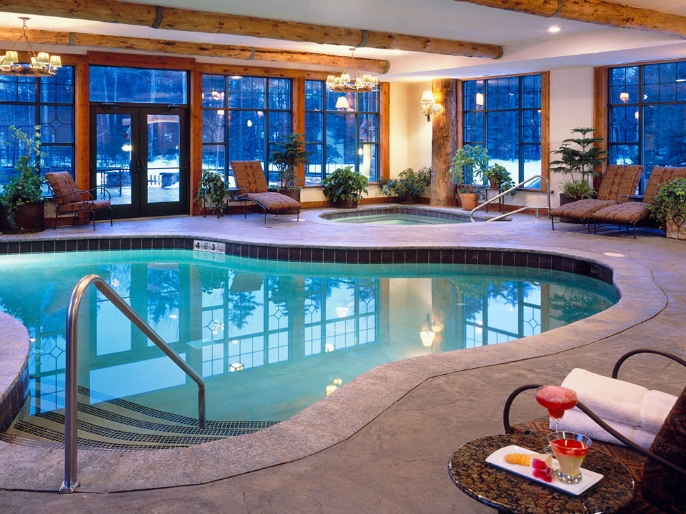 The Whiteface Lodge Lake Placid Resort Return To The