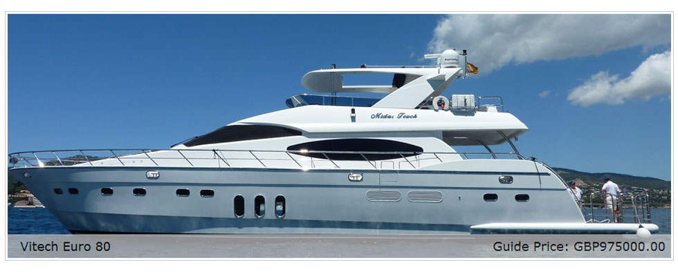 New Global Yacht Auction Web Site Launched