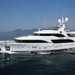 Benetti's Told U So Superyacht Available for Charter