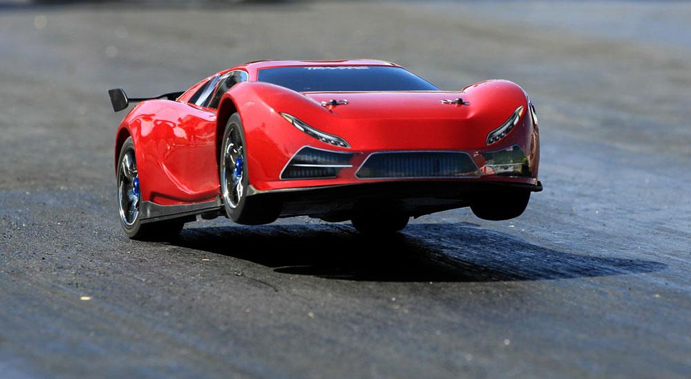 Traxxas XO1  Worlds Fastest 100mph ReadyroRace RC Car