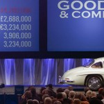 1955 Mercedes-Benz 300SL Alloy Gullwing Sells for $4.62 Million