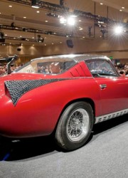 1957 Ferrari 410 Superamerica at RM Auctions&#039; Arizona 2012 Sale
