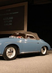 1958 Porsche 356A 1600 Speedster