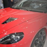 Aston Martin V12 Zagato to Debut at Kuwait Concours d' Elegance