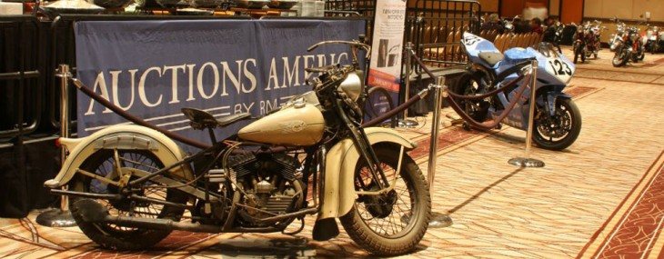 Auctions America by RM's Las Vegas Premier Motorcycle Auction