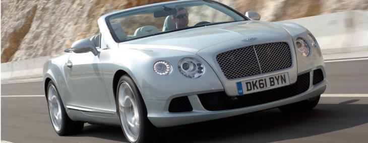 Bentley at The Qatar Iinternational Motor Show