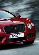 World Premeiere of Bentley Continental V8 Range