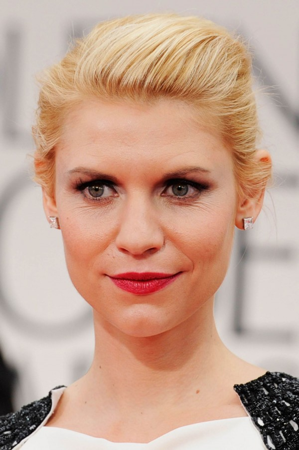 Claire Danes at Golden Globe Awards