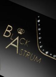 Diamond Encrusted Signature Business Cards by Black Astrum