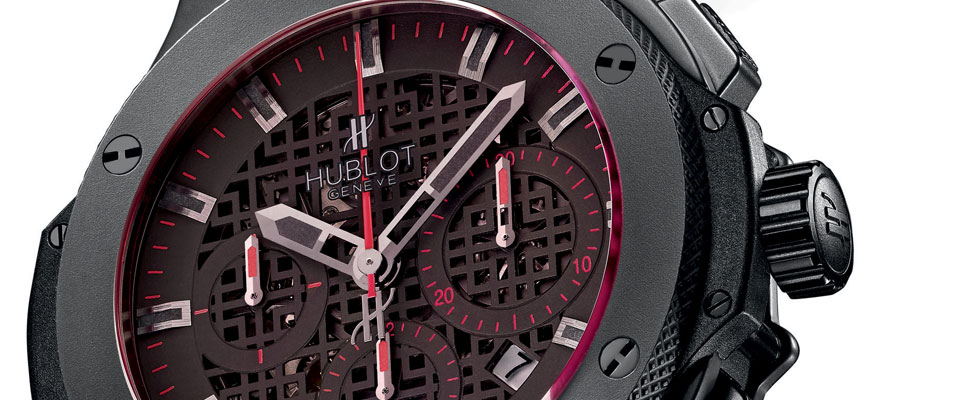 Hublot Big Bang Aero Bang Jet Li Watch