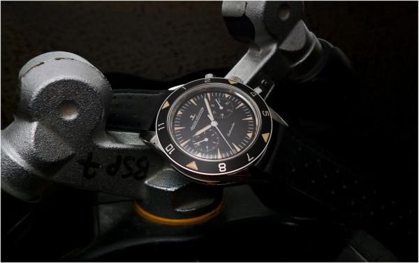 Jaeger-LeCoultre Deep Sea Vintage Chronograph
