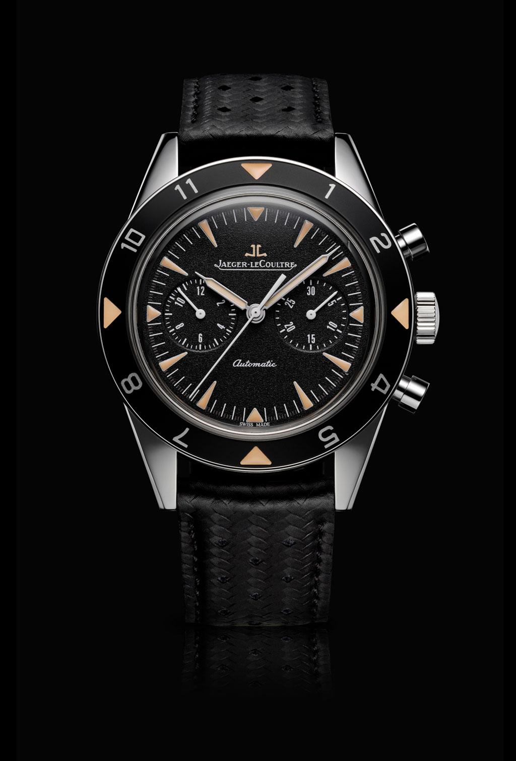 Jaeger Lecoultre Deep Sea Vintage Chronograph Extravaganzi