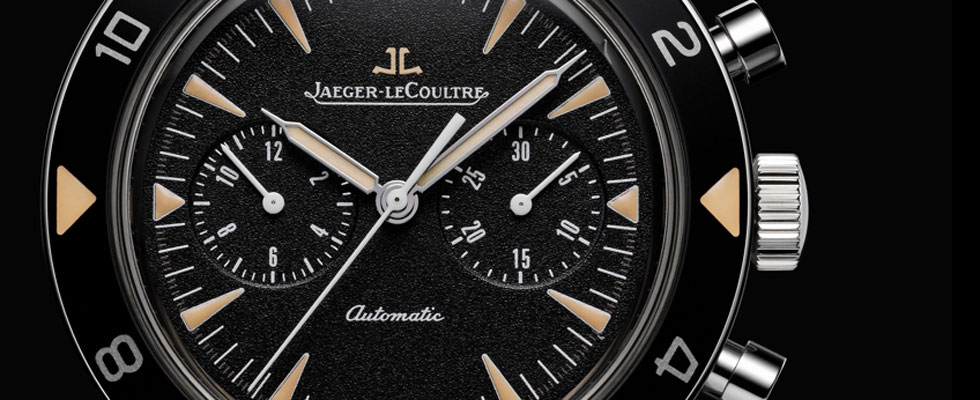 Jaeger-LeCoultre Deep Sea Vintage Chronograph