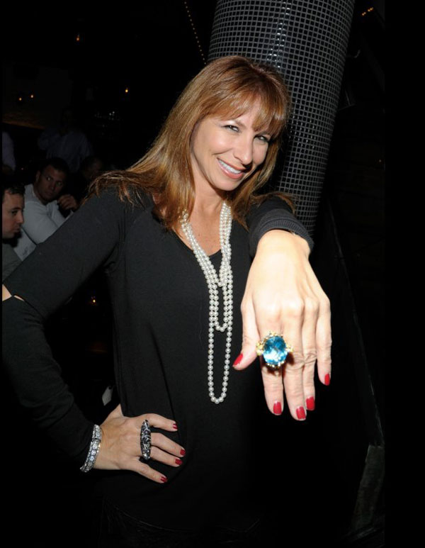 Jill Zarin Bought Elizabeth Taylor's $19,000 Ring