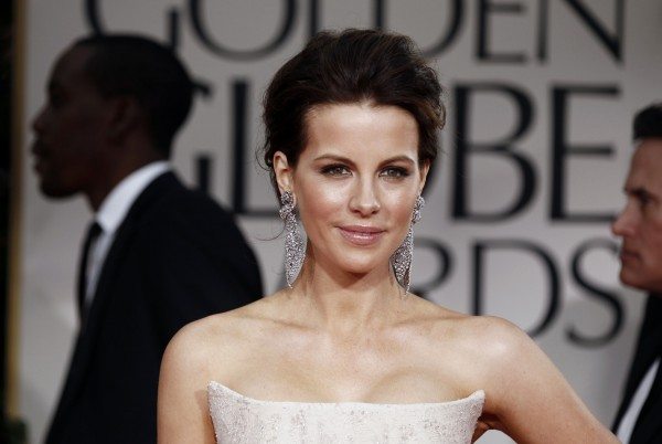 Kate Beckinsale at Golden Globe Awards