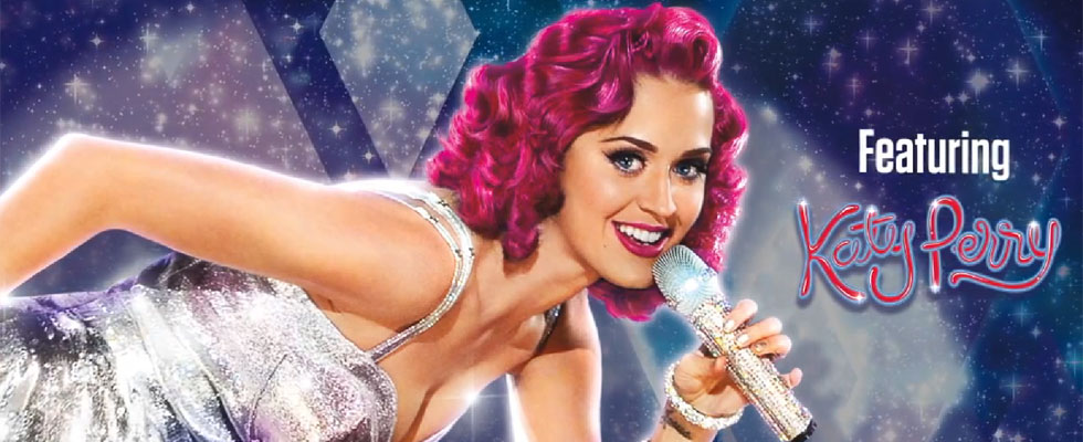 Katy Perry-themed Collector's Edition for The Sims 3: Showtime Expansion Pack Available for Pre-order