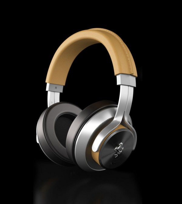 Ferrari Dock and Headphone Collection by Logic3
