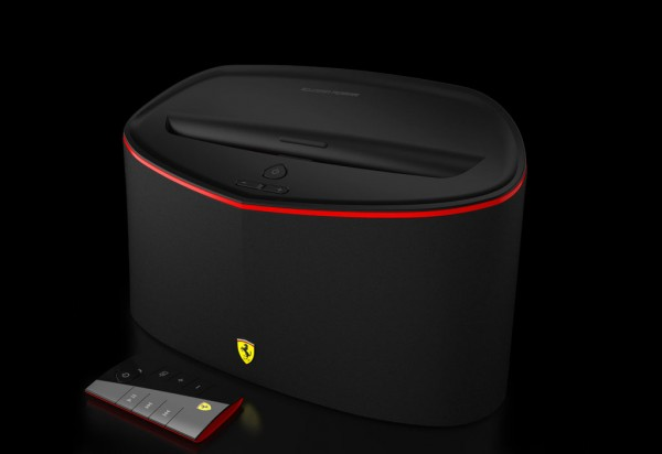 Ferrari Cavallino Dock and Headphone Collection by Logic3