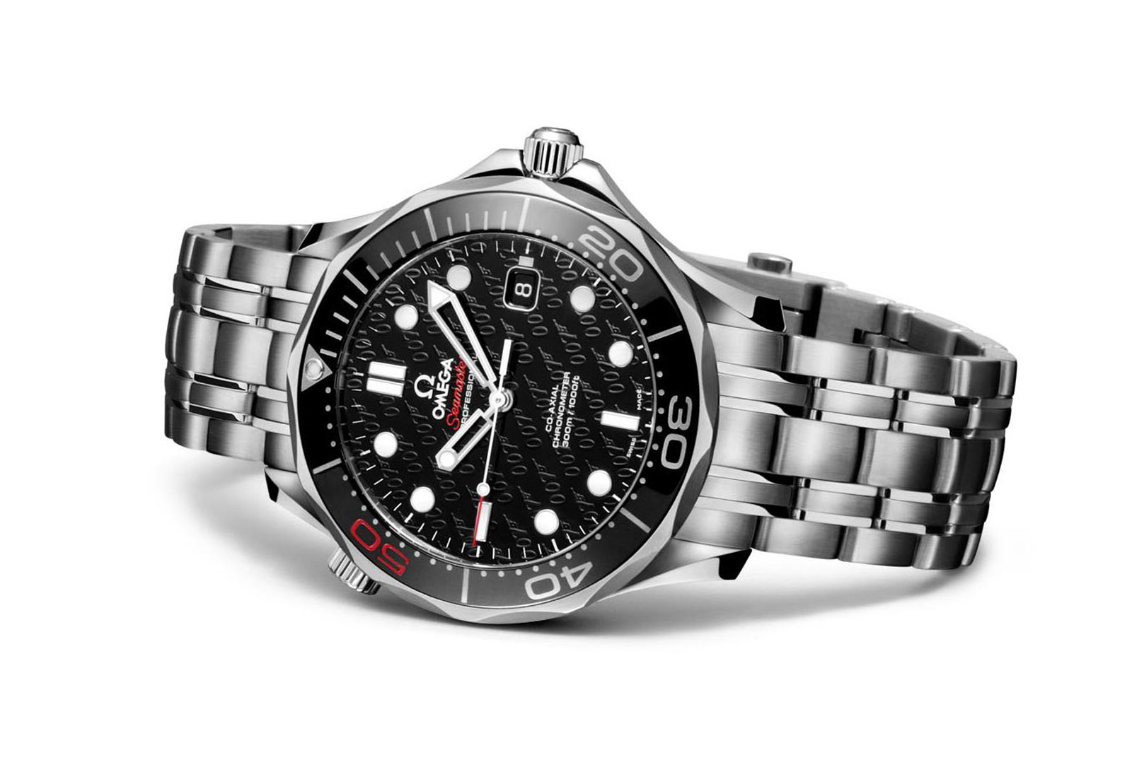 Limited Edtition OMEGA Seamaster James Bond 50th ...