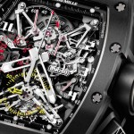 Richard Mille's Two New Tourbillon Split Seconds Chronographs