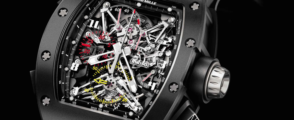 Richard Mille&#8217;s Two New Tourbillon Split Seconds Chronographs