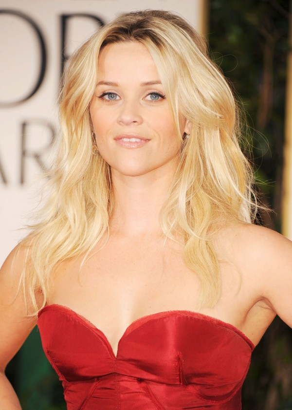 Reese Witherspoon at Golden Globe Awards