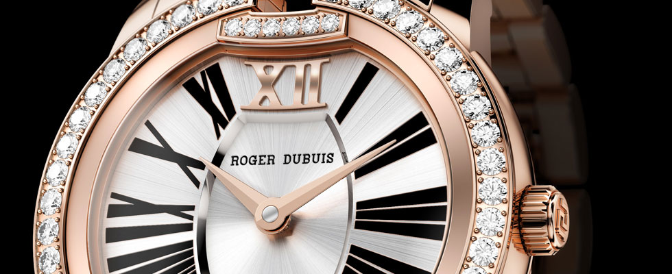 Roger Dubuis Velvet Watch Collection Inspired by the World of the Diva