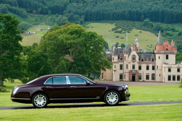 The Award Winning Bemtley Mulsanne