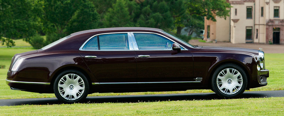 Bentley Mulsanne and Continental GT Maintain Award Winning Form