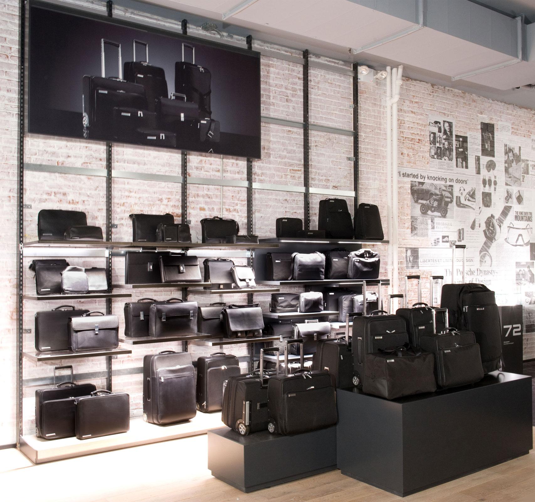 World S Largest Porsche Design Store In Soho Extravaganzi