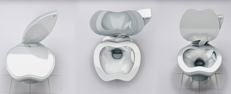 iPoo Toilet &#8211;  It is All About Style and Taste