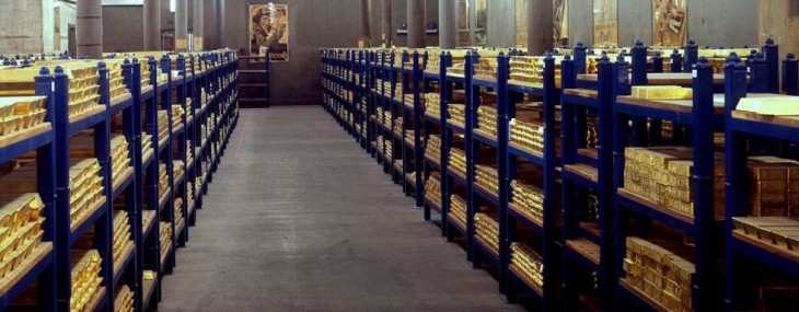 £156 Billion in Gold Bars