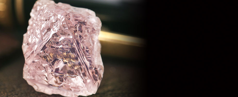 12.76 Carats Rare Pink Diamond Found in Australia