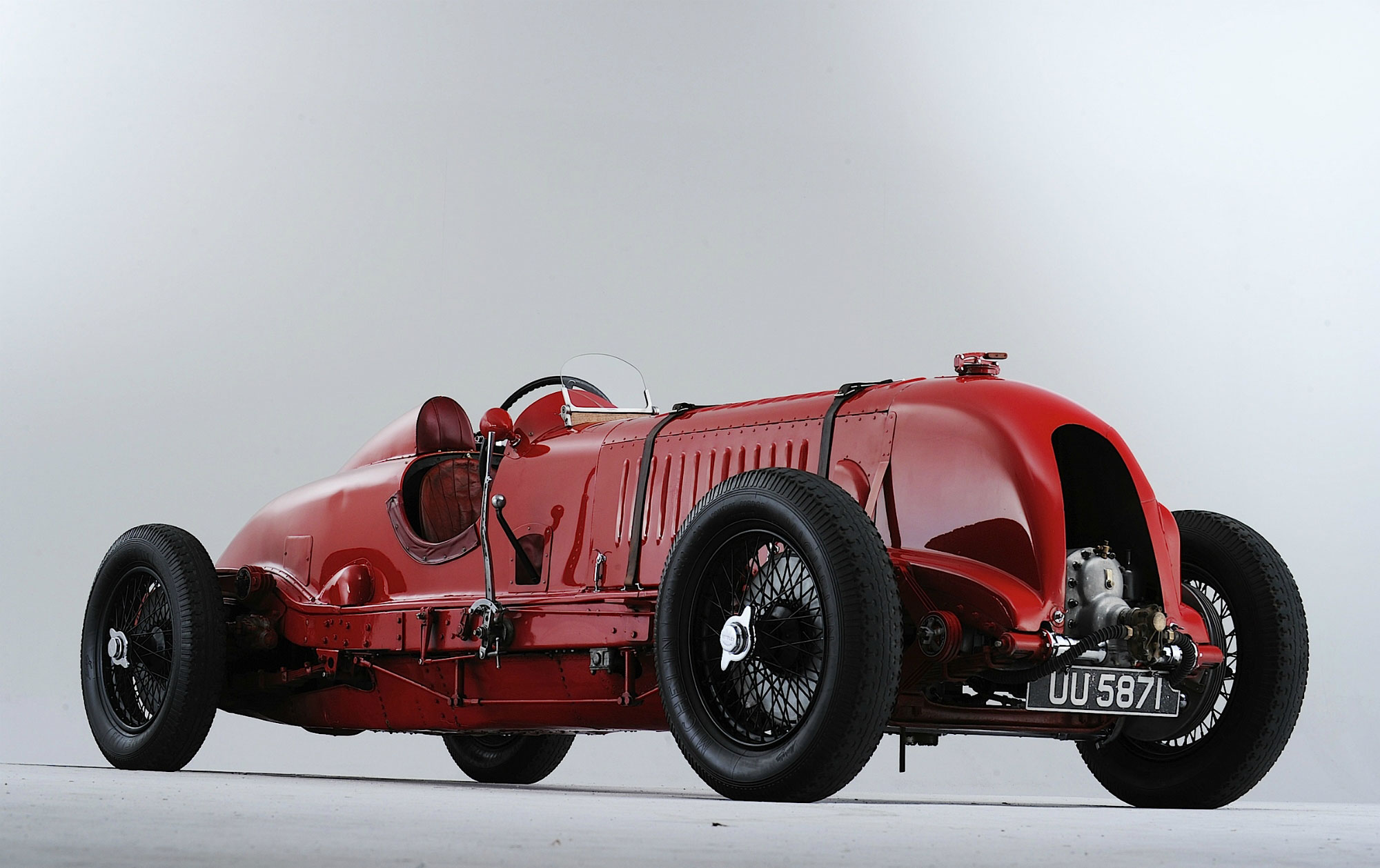 1929-32 Bentley 4½-Litre Supercharged Single-Seater