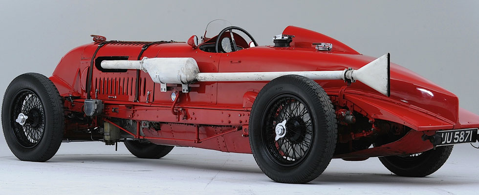 1929-&#8217;32 Bentley 4 1/2-Litre To Be Offered at Bonhams&#8217; Goodwood Sale