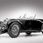Six Rare Cars to be Offered at Amelia