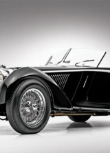 1937 Squire 1½-Liter Drophead Coupe by Corsica
