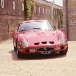 The Most Expensive Car Ever Sold in Britain – 1963 Ferrari 250 GTO