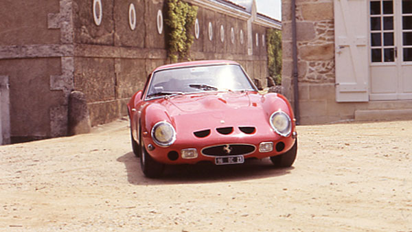 The Most Expensive Car Ever Sold in Britain &#8211; 1963 Ferrari 250 GTO