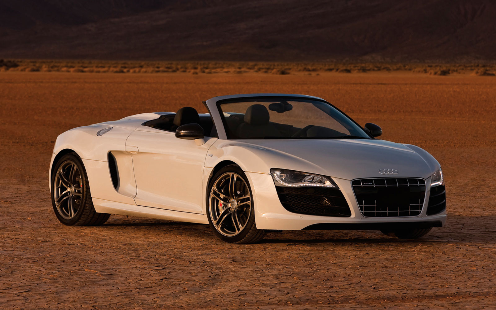 Limited Edition 2012 Audi R8 GT Spyder Starts at $210.000 ...