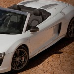 Limited Edition 2012 Audi R8 GT Spyder Starts at $210.000 in the U.S.