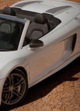 2012 Audi R8 GT Spyder (V10) 5.2 FSI Quattro