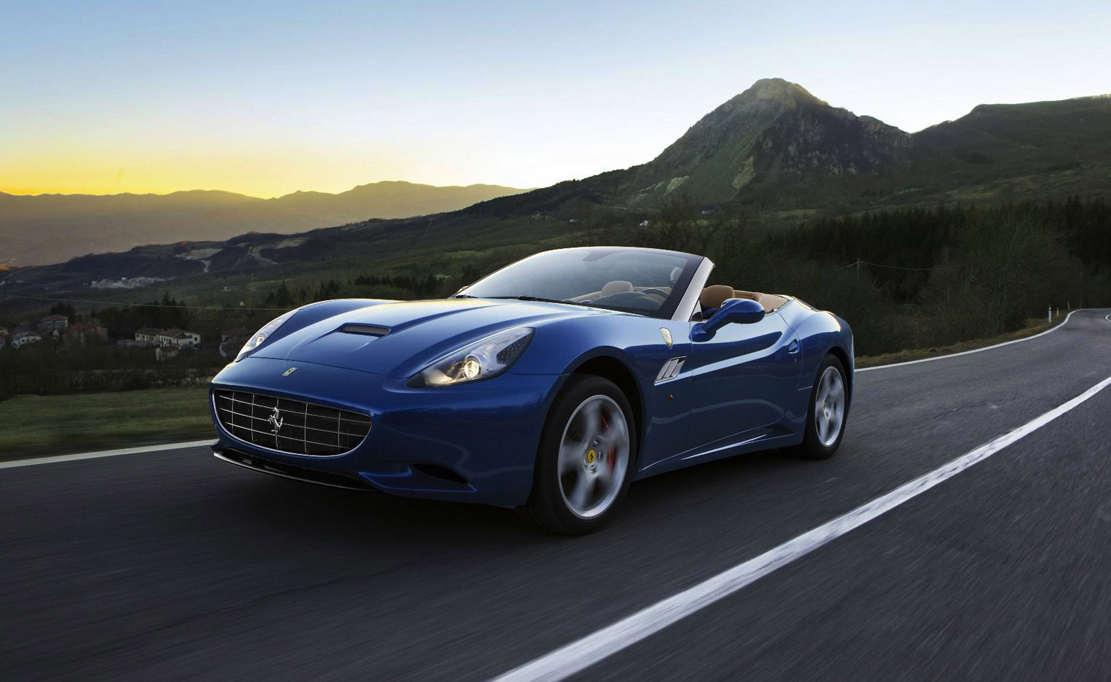 2012 Ferrari California Coming To Geneva Motor Show